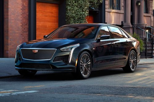 small resolution of 2019 cadillac ct6 v sport twin turbo v 8 first look northstar 2 0 motor trend