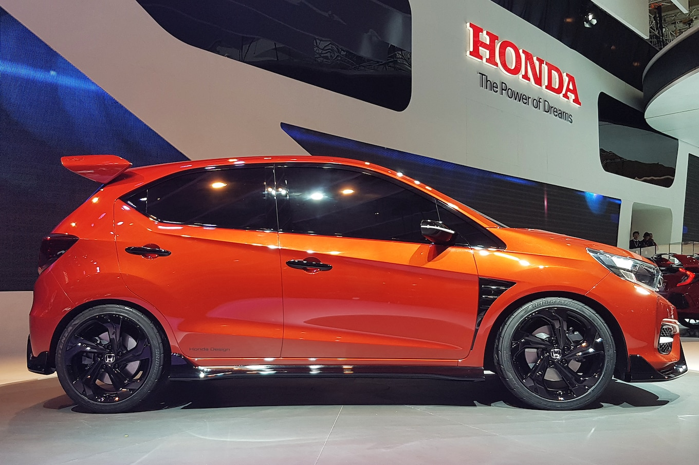 This Tiny Honda Hot Hatch Concept Is The Definition Of