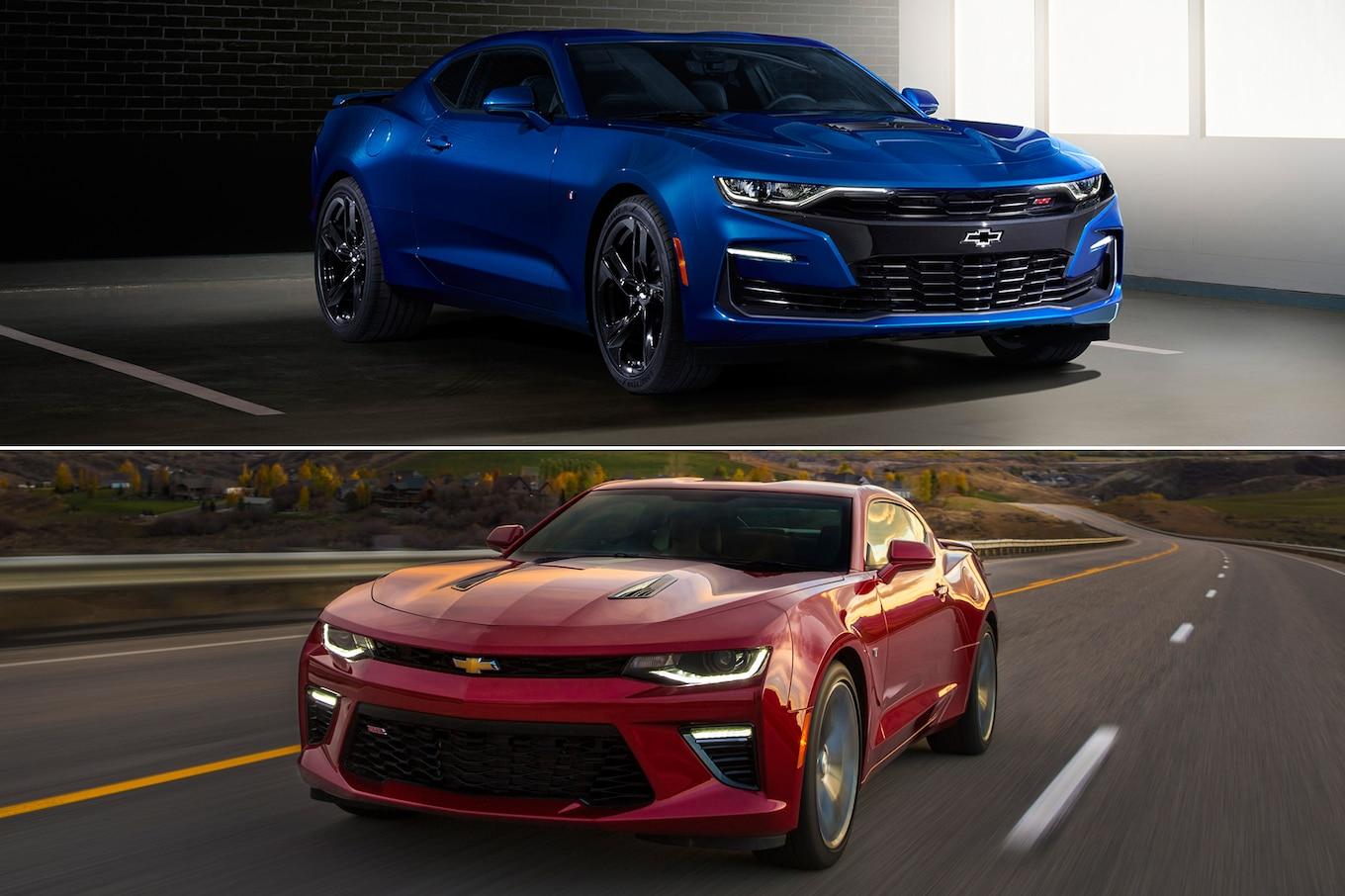 Refreshing Or Revolting 2019 Chevrolet Camaro  Motor Trend