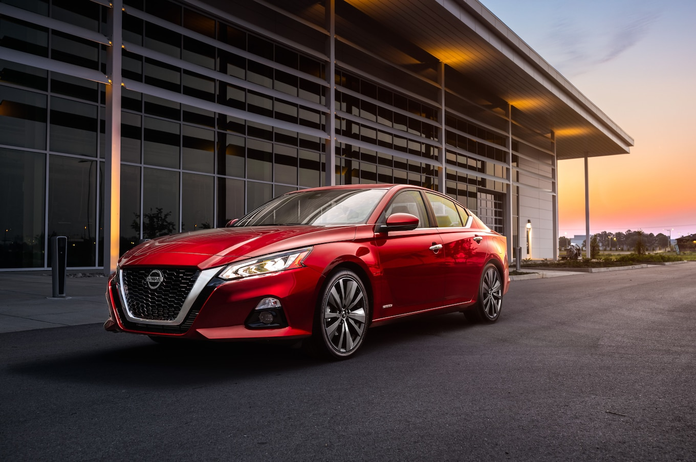 2019 Nissan Altima 7 Things To Know Motor Trend