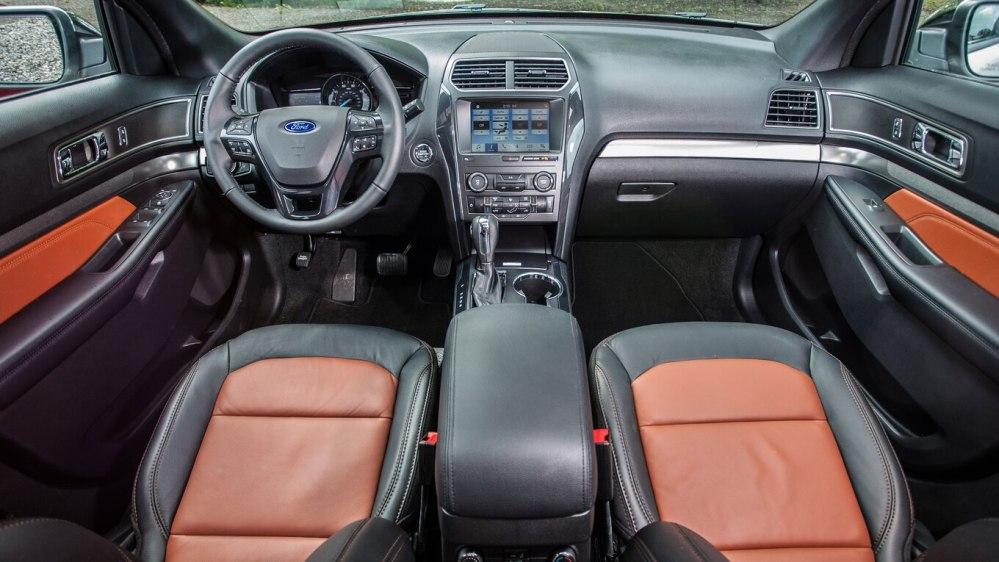 medium resolution of 2019 ford explorer xlt desert copper edition interior kelly lin september 28 2018