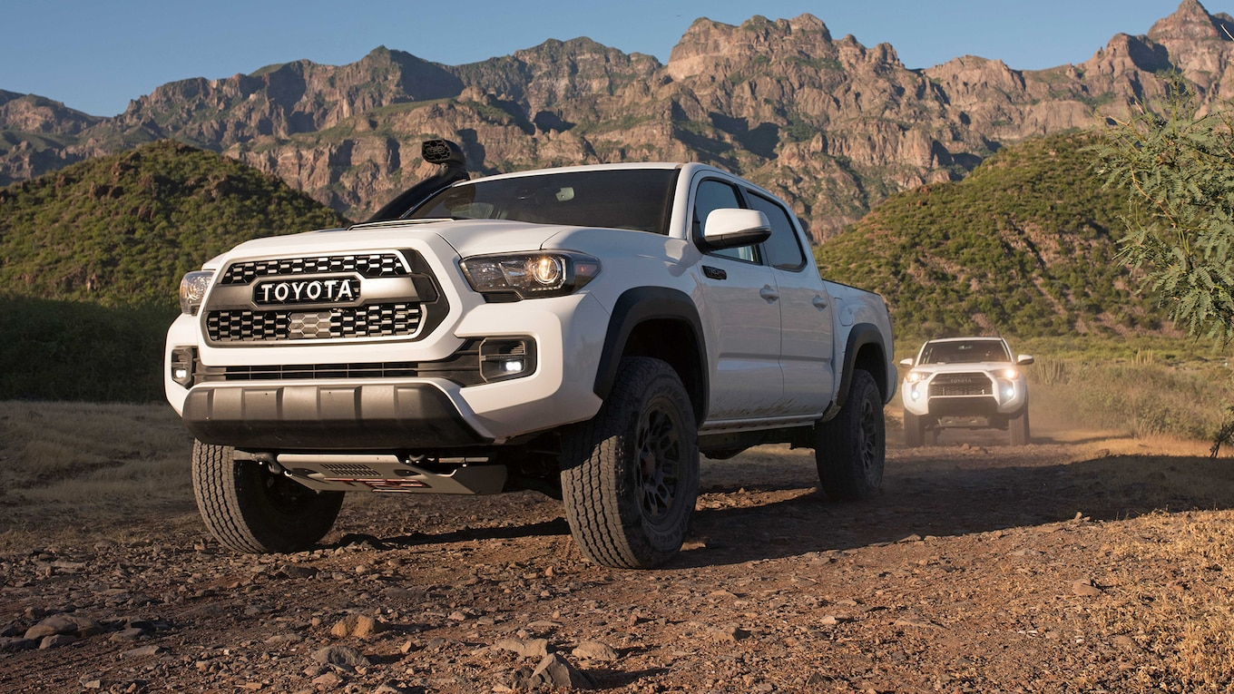 hight resolution of 2019 toyota tacoma trd pro first drive shocking development motortrend