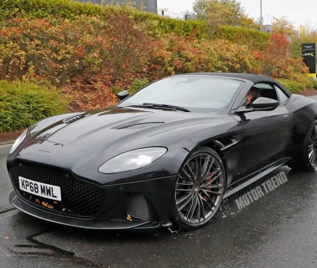 Aston Martin Dbs Superleggera Volante Revealed In Full