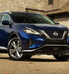 2019 nissan murano first test hitting what counts [ 1360 x 765 Pixel ]