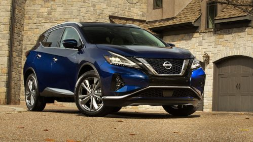 small resolution of 2019 nissan murano first test hitting what counts