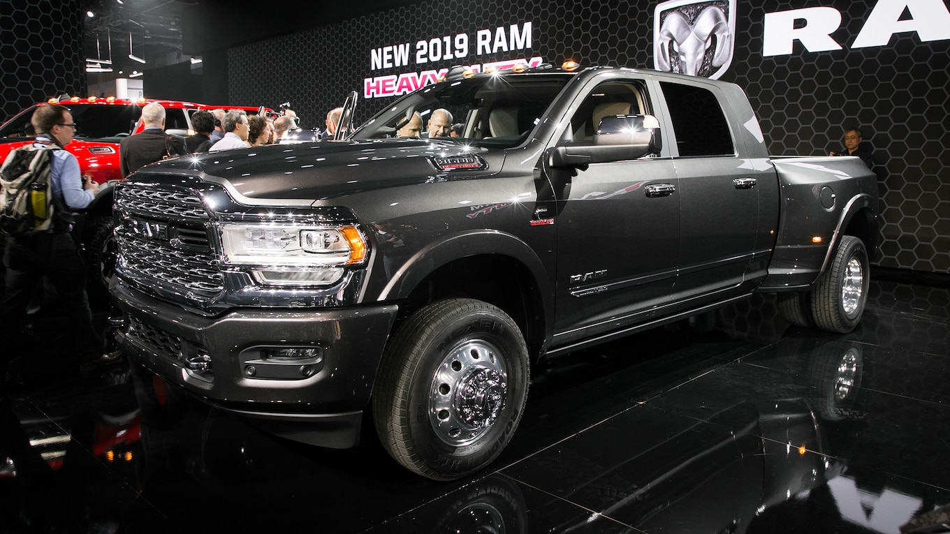 hight resolution of 2019 ram heavy duty first look making nice