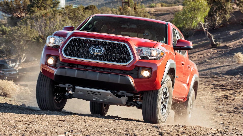 Chevrolet Colorado Vs Ford Ranger Vs Honda Ridgeline Vs Toyota
