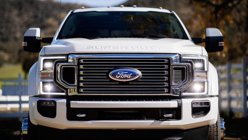medium resolution of 2020 ford f series super duty engines and transmission 11 power train points