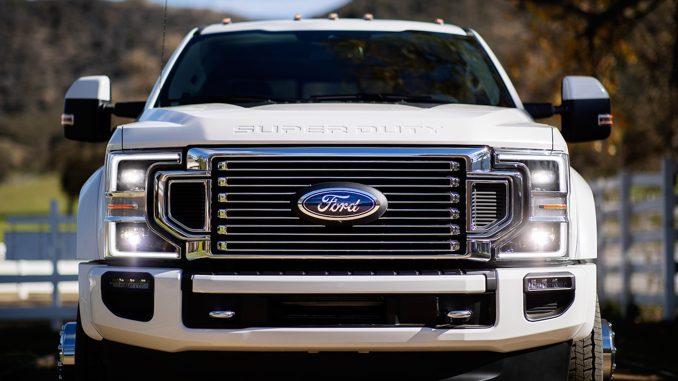 hight resolution of 2020 ford f series super duty engines and transmission 11 power train points