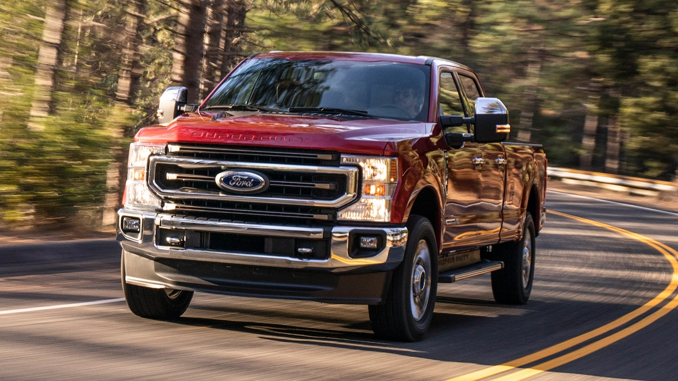 hight resolution of 2020 ford f series super duty first look super is as super does