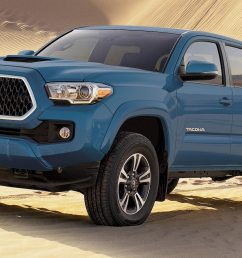 trim levels interior and exterior options the toyota tacoma  [ 1360 x 765 Pixel ]