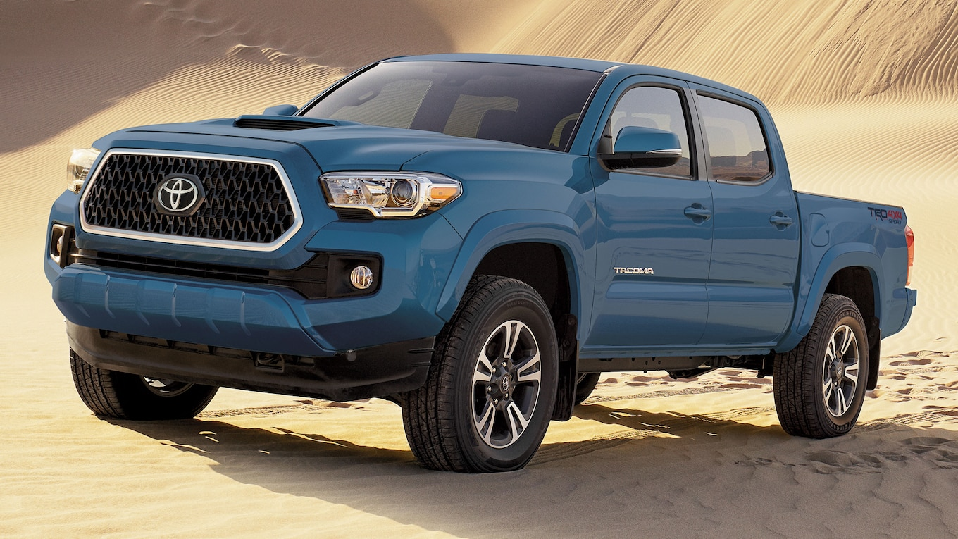 hight resolution of trim levels interior and exterior options the toyota tacoma