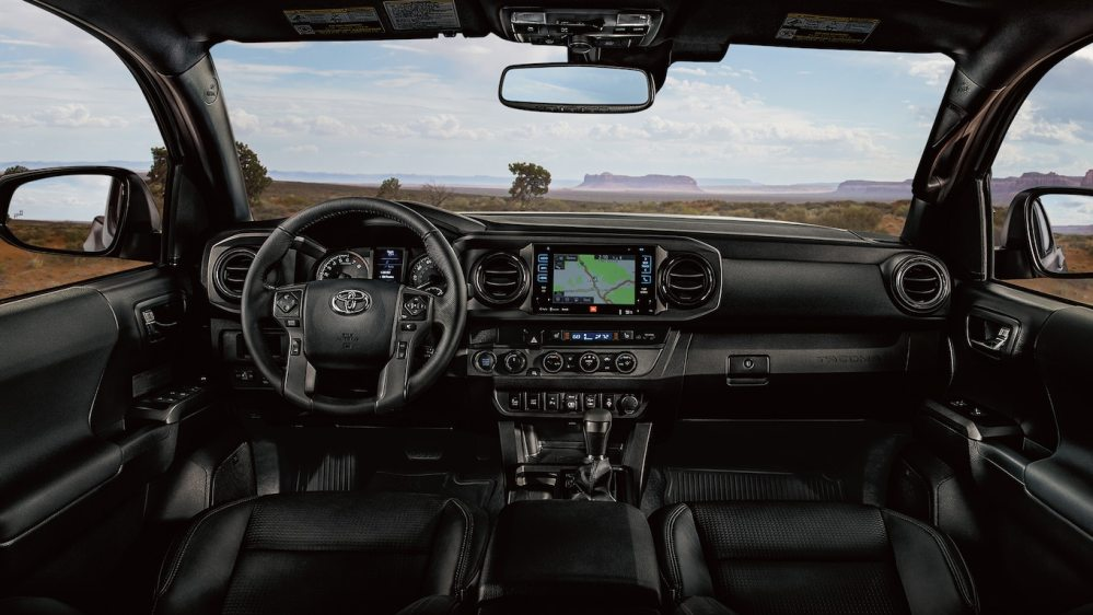 medium resolution of we recently got a first look at the 2020 tacoma which promises to add a number of tech and refinement upgrades