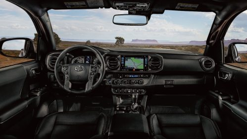 small resolution of we recently got a first look at the 2020 tacoma which promises to add a number of tech and refinement upgrades