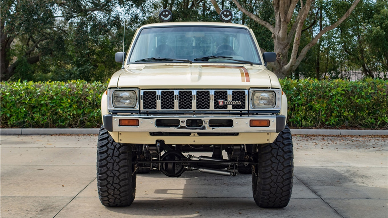 hight resolution of that s why this 1983 toyota sr5 caught our attention as we were scrolling through all the cars on the docket for barrett jackson s 2019 palm beach auction