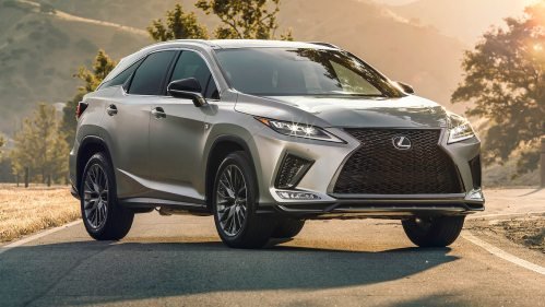 small resolution of 2020 lexus rx first look luxury suv gets much needed upgrades motortrend