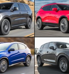 12 suvs and crossovers that get better mpg than their epa estimates [ 1360 x 765 Pixel ]