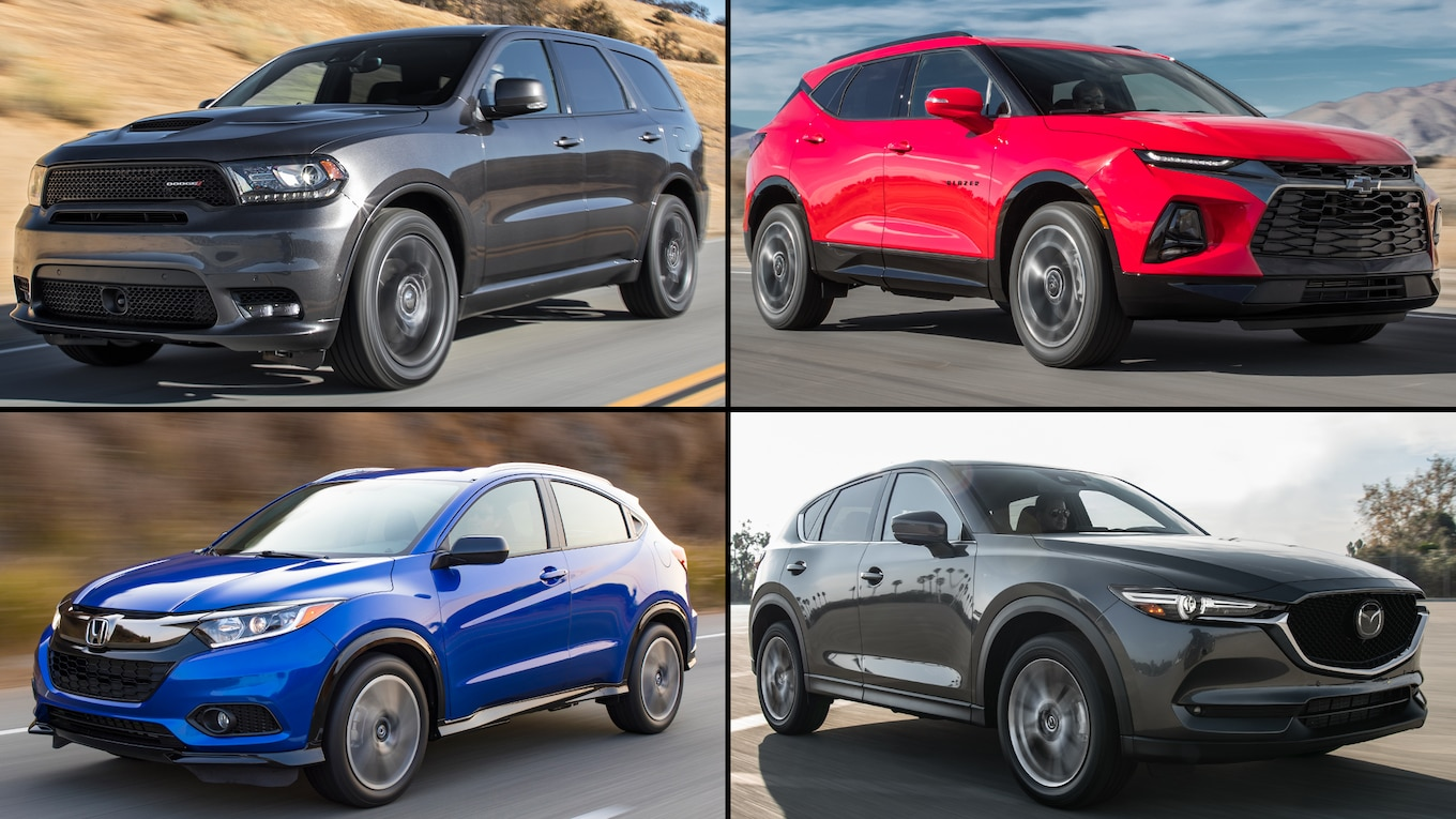 hight resolution of 12 suvs and crossovers that get better mpg than their epa estimates