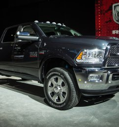2017 ram 2500 4 4 off road package front three quarter 02 [ 2048 x 1360 Pixel ]