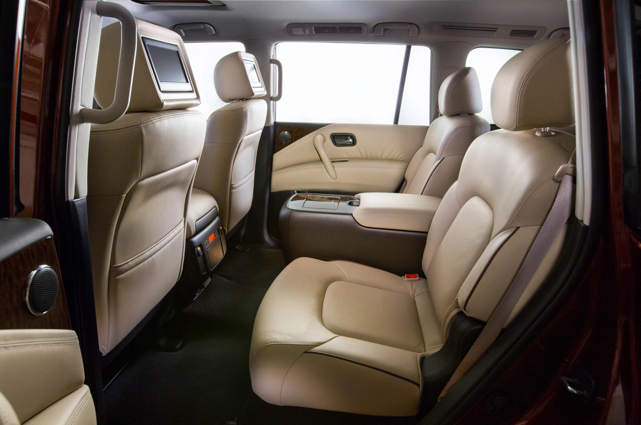 Nissan Armada Platinum 2017 Primera Prueba  Motor Trend en Espaol