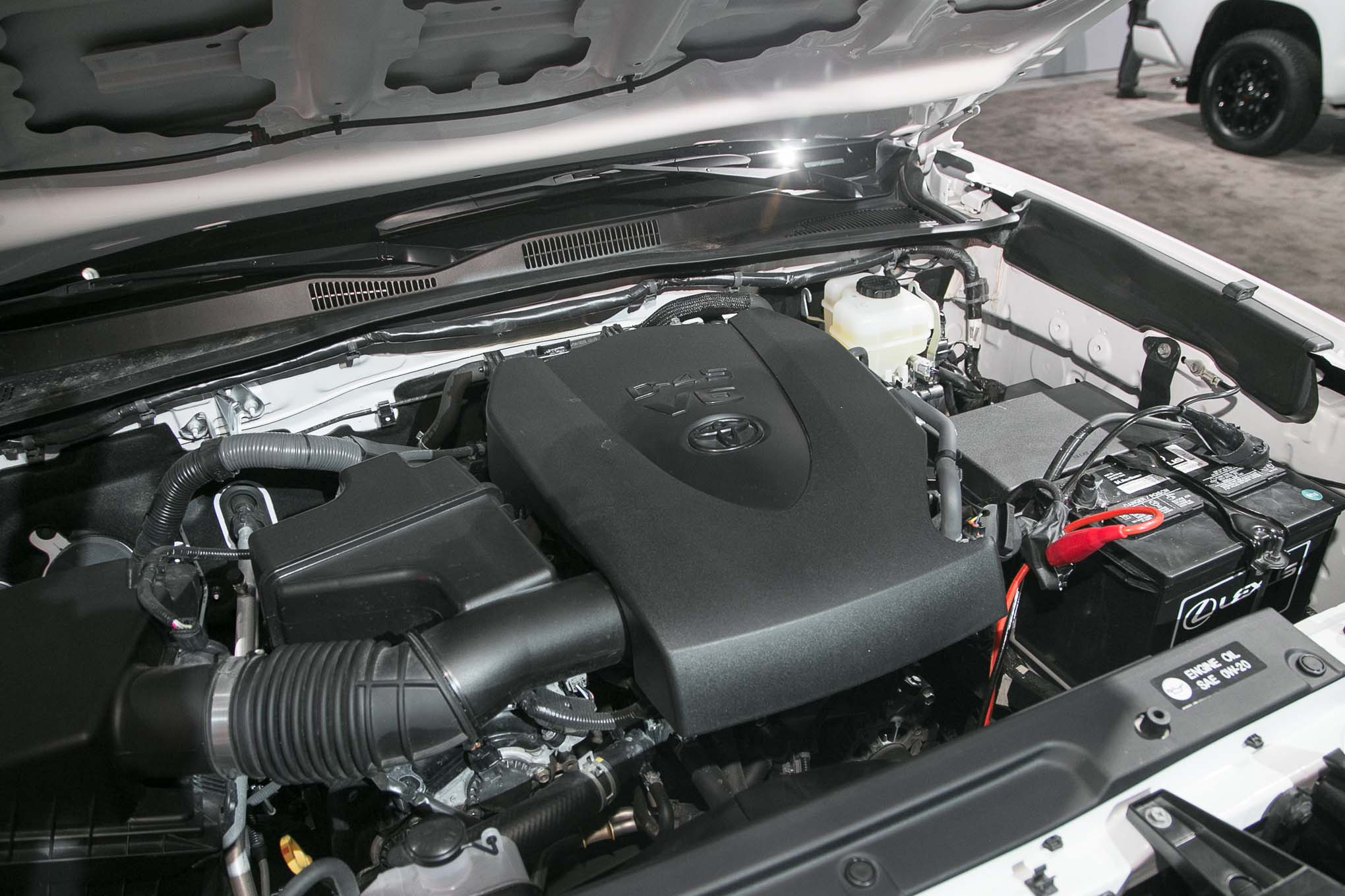 Camioneta Toyota 4 Cilindros