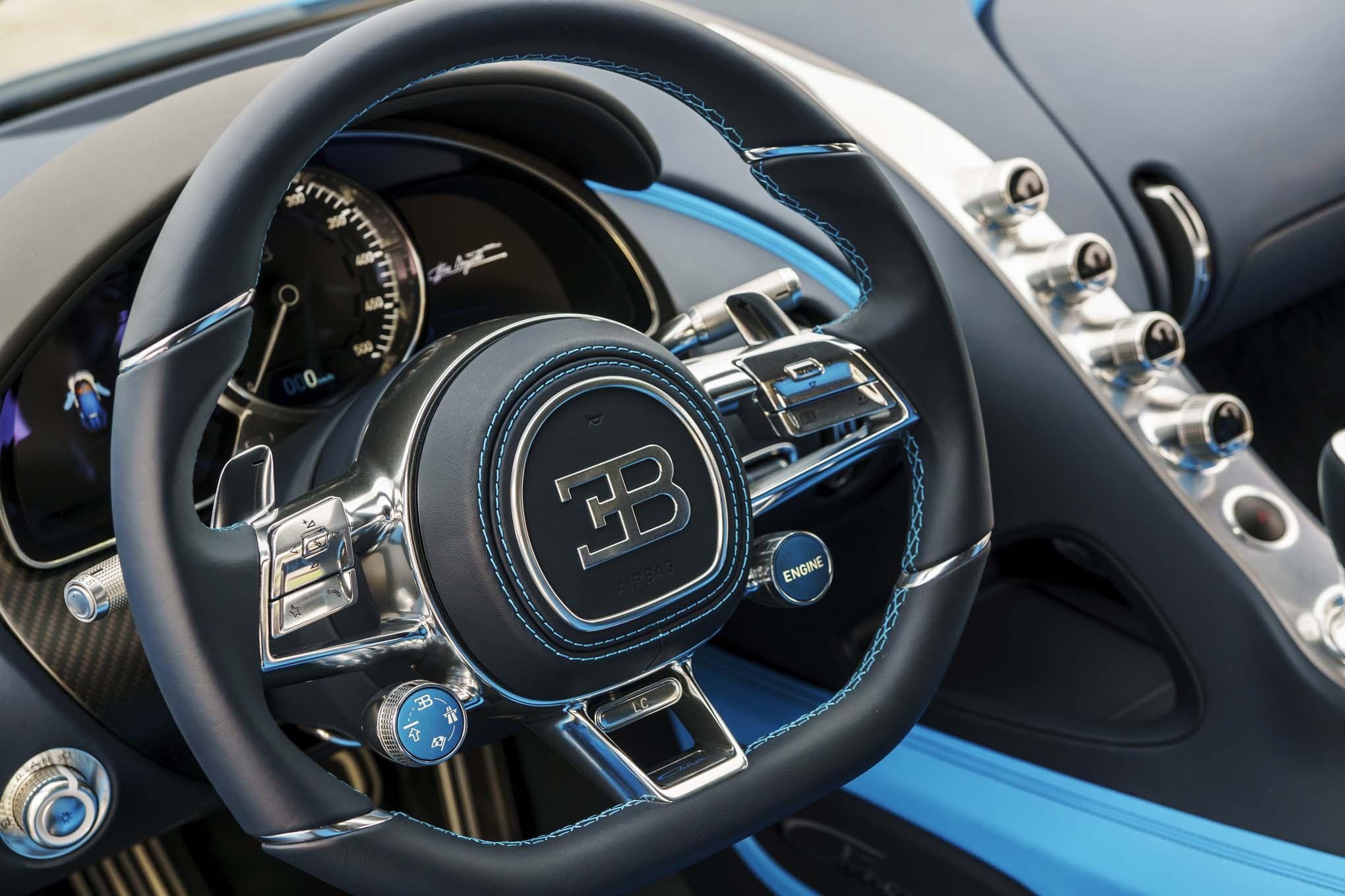Bugatti Chiron 2018 Primer Manejo  Motor Trend En Español