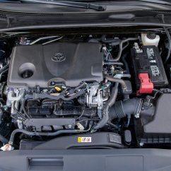 All New Camry Vs Accord Toyota Pantip 2018 2 5 Xle Engine 02 Motor Trend En Español