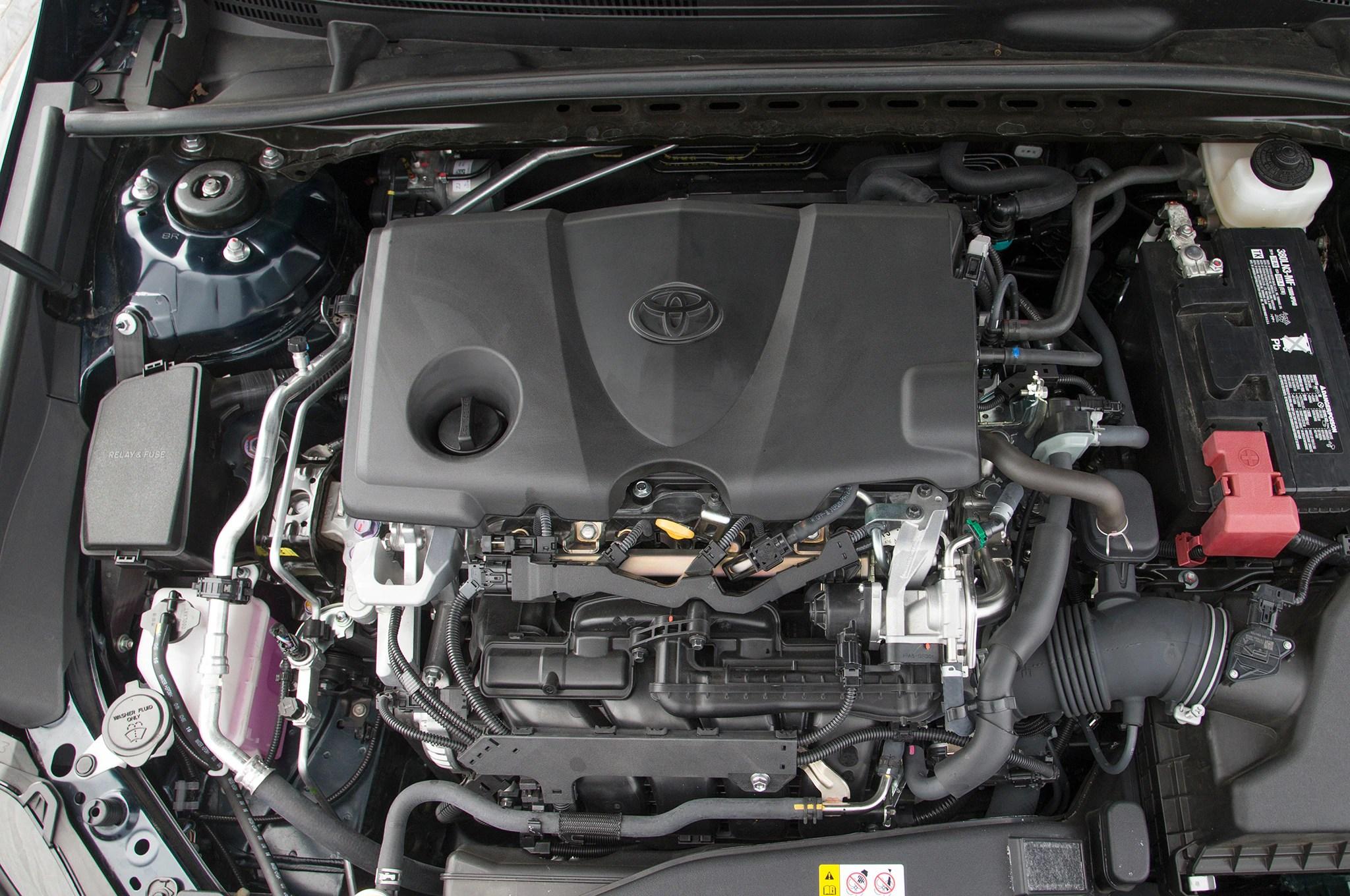 brand new toyota camry motor agya trd-s contendiente a auto del año de trend