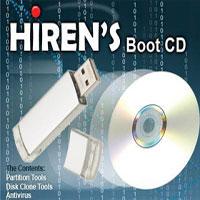 Hướng dẫn tạo USB boot với Hiren's BootCD nhanh chóng