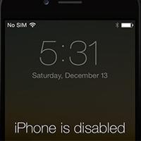 Quên mật khẩu iPhone, phải làm sao?