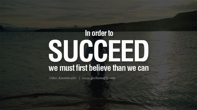 Thành công