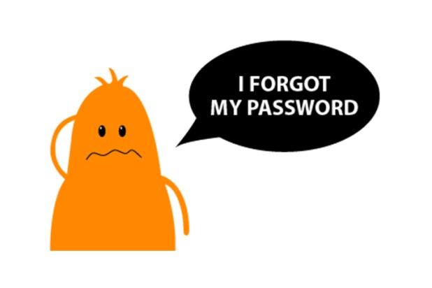 Quên mật khẩu