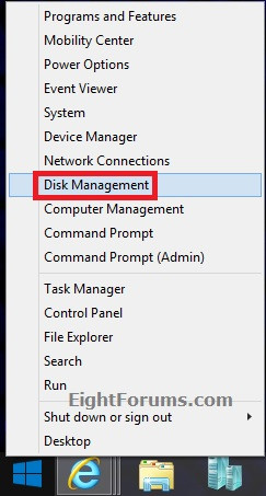 Kiểm tra Windows khởi động ở UEFI hay Legacy thông qua Disk Mangement