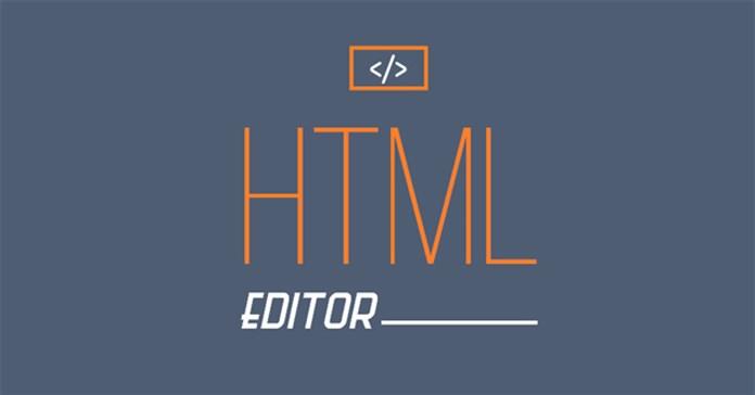 10 công cụ soạn thảo HTML miễn phí tốt nhất cho Windows 2018