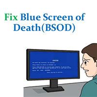 Hướng dẫn sửa lỗi màn hình xanh trên máy tính