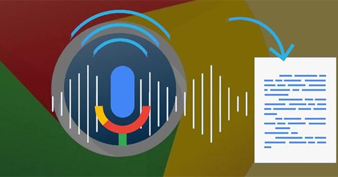 Cách tìm kiếm bằng giọng nói trên Chrome