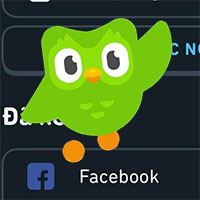 Cách tìm bạn bè trên Duolingo qua Facebook