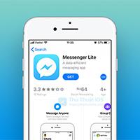 Cách tải Messenger Lite cho iPhone