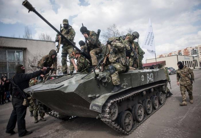 Separatiștii din estul Ucrainei atacă orașul Mariupol