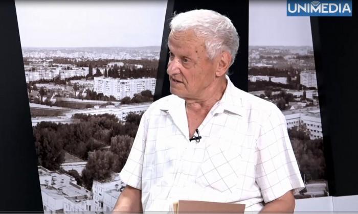 (video) Vladimir Beșleagă: Proclamarea indepenței RM a fost un scenariu scris la Moscova