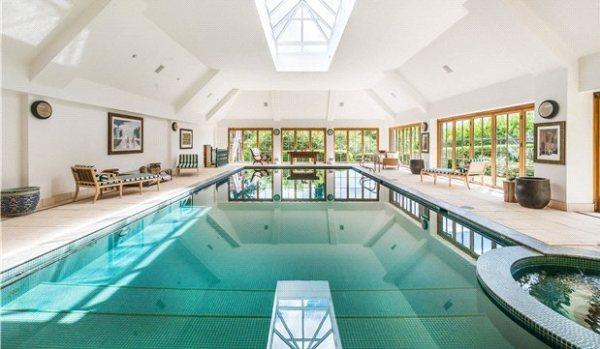 Former Home Of Queen Drummer Roger Taylor For Sale