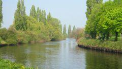 چگونه برای حل وظیفه سرعت رودخانه