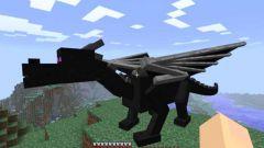 Как призвать дракона в Minecraft