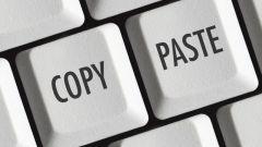 एंड्रॉइड में कॉपी और डालने के लिए कैसे करें