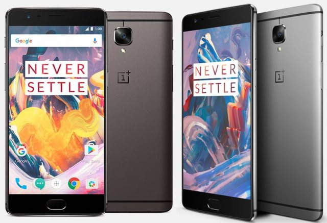 oneplus 3t vs oneplus 3 comparo Soon, OnePlus 3, OnePlus 3T will receive a Facial ID feature to unlock, the CEO of OnePlus says