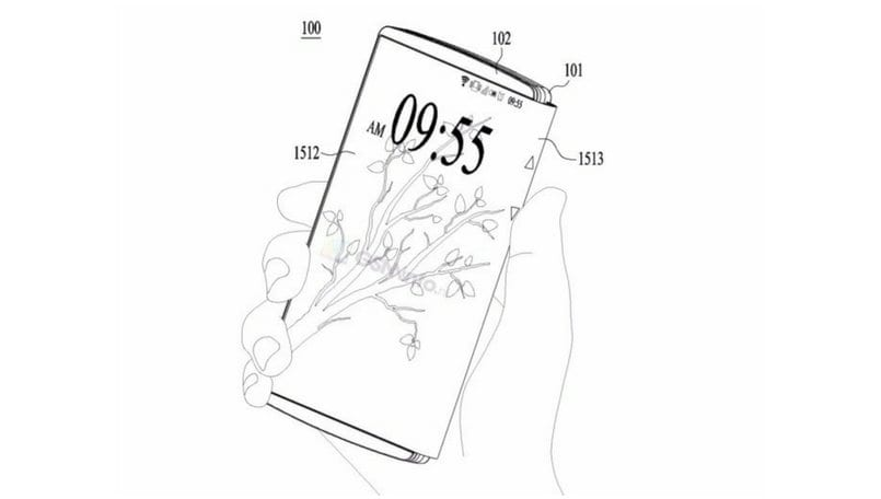 After Samsung, Microsoft and Nokia, LG files patent for a