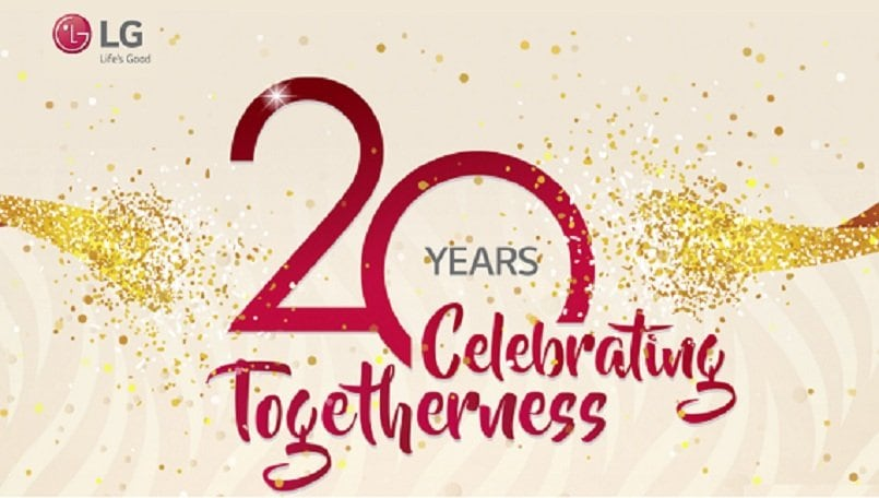 LG Celebrates 20 Years In India; Offers 20 Discount On LG