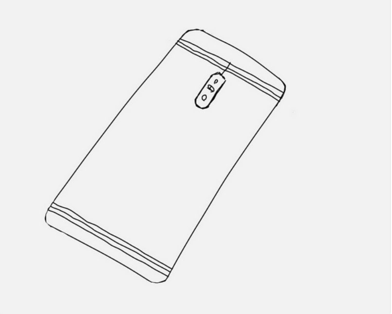 Galaxy C10 image leaks, could be Samsung's first