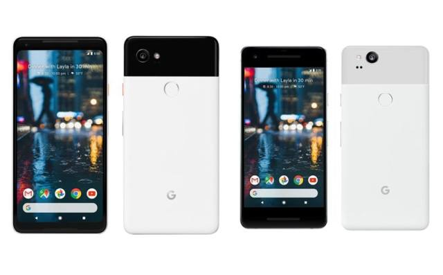 Finally Google Launched Pixel 2 & Pixel 2 XL