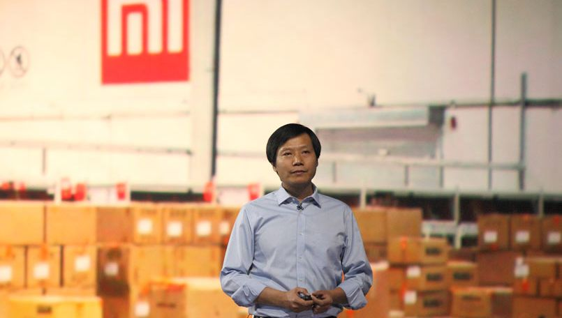 Xiaomi co-founder Lei Jun reportedly steps down as president of China market